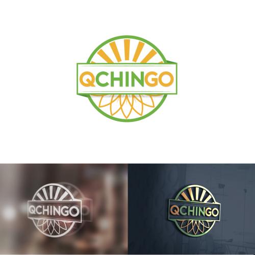 QChinGo Logo Design