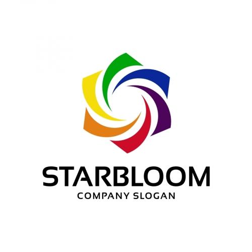 Star Bloom Logo